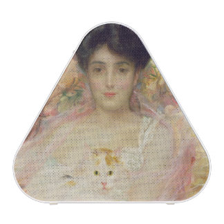 Lady with a Cat, 1904 Bluetooth Speaker