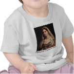 Lady with a Veil Tshirts