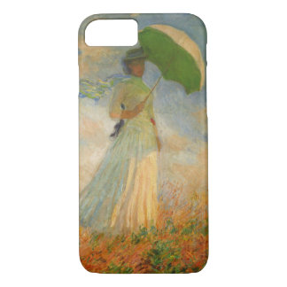Lady with Parasol iPhone 7 Case