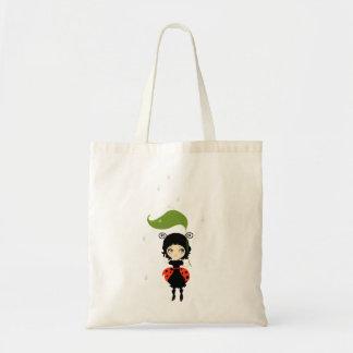 Ladybag Simple Version Tote Bag