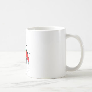 ladybird harmonized coffee mug