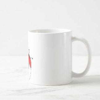 ladybird harmonized coffee mug