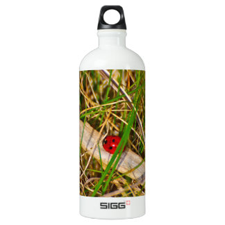 Ladybird in the grass picture SIGG traveler 1.0L water bottle