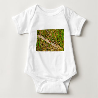 Ladybird in the grass picture t shirts