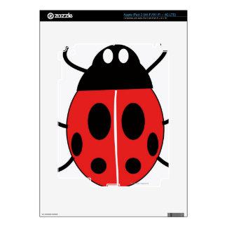 Ladybird iPad 3 Decal