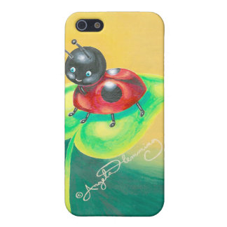 Ladybird, Ladybug, Either Way I'm Cute Cover For iPhone SE/5/5s