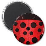 Ladybird Ladybug - magnets