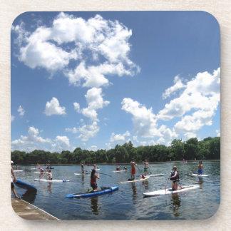 Ladybird Lake Boating - Austin, Texas Coaster