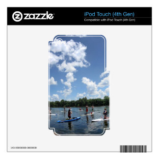 Ladybird Lake Boating - Austin, Texas Decals For iPod Touch 4G