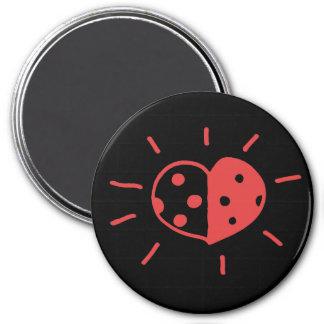 ladybird love magnet