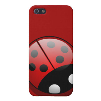 Ladybird Red Case For iPhone SE/5/5s