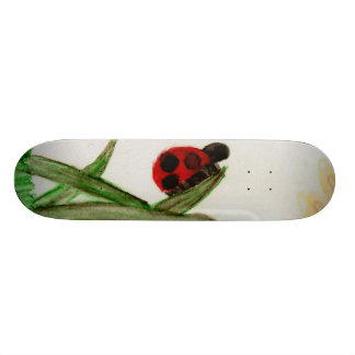 Ladybird Skateboard Deck