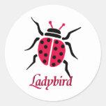 Ladybird Stickers