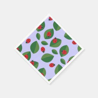 Ladybirds - 50 Paper Napkins