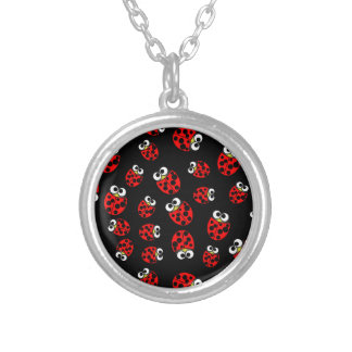Ladybirds Necklace