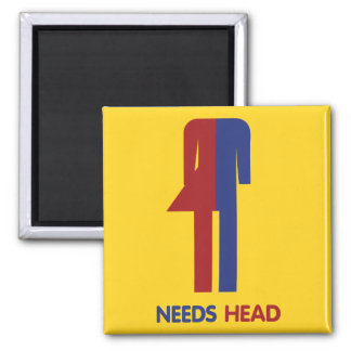 Ladyboy Needs Head Magnet
