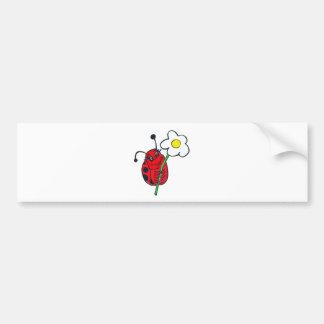 ladybud.jpg bumper sticker