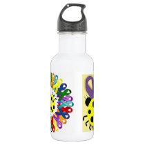 LadyBuds Survival Kit - Waterbottle Water Bottle