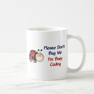 Ladybug-2 Medical Coder Coffee Mug