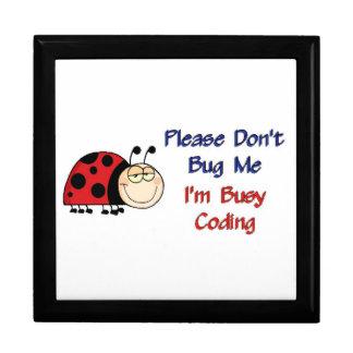 Ladybug-2 Medical Coder Gift Box