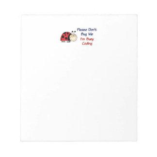 Ladybug-2 Medical Coder Notepad
