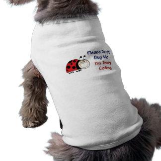 Ladybug-2 Medical Coder Shirt