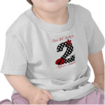 Ladybug 2nd Birthday Shirt