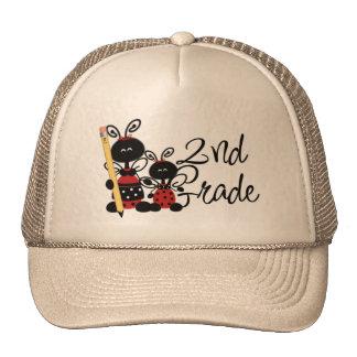 Ladybug 2nd Grade Tshirts and Gifts Hats