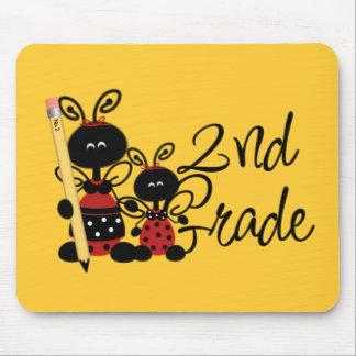 Ladybug 2nd Grade Tshirts and Gifts Mouse Pad