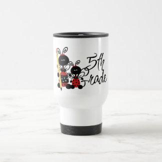 Ladybug 5th Grade Tshirts and Gifts Travel Mug