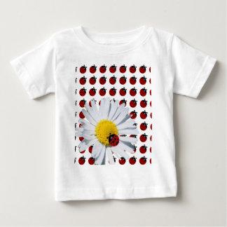 Ladybug and Daisy Baby T-Shirt