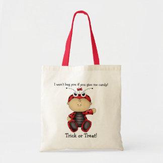 Ladybug Baby-Halloween Goody Bag