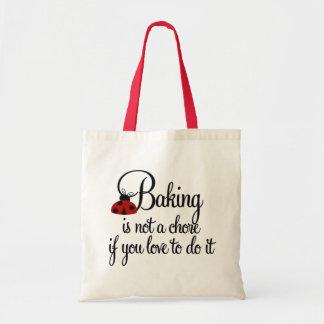 LadyBug Bag Budget Tote Bag