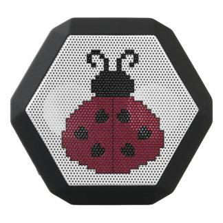 Ladybug Black Bluetooth Speaker