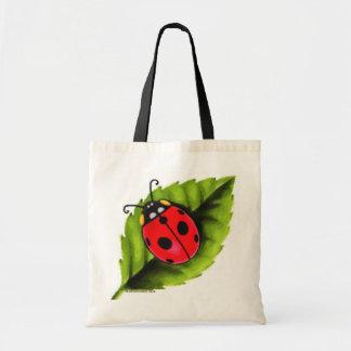 Ladybug Budget Tote Bag
