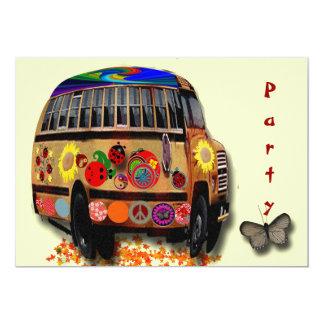 Ladybug Bus Card