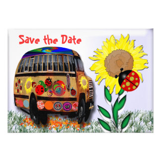 Ladybug Bus Announcement