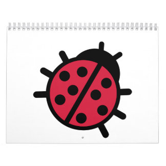 Ladybug Calendar