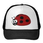 Ladybug Cap Trucker Hat
