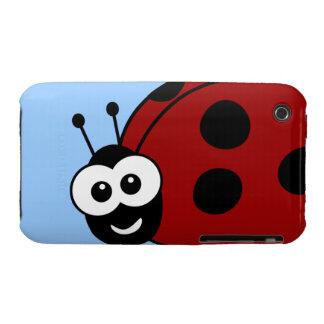 Ladybug iPhone 3 Case-Mate Cases
