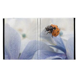 Ladybug iPad Folio Cases