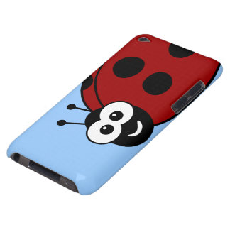 Ladybug Case-Mate iPod Touch Case
