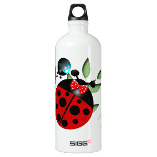 Ladybug Companion Water Bottle