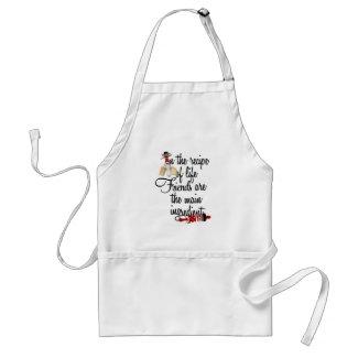 LadyBug Cooking Apron apron