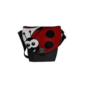 Ladybug Courier Bag