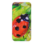 Ladybug Covers For iPhone 5