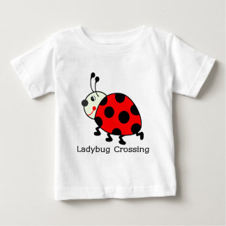 Ladybug Crossing Tshirts