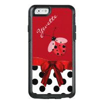 Ladybug Custom Otterbox iPhone 6 Case