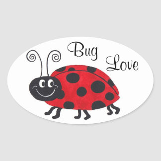Ladybug - Customizable Sticker