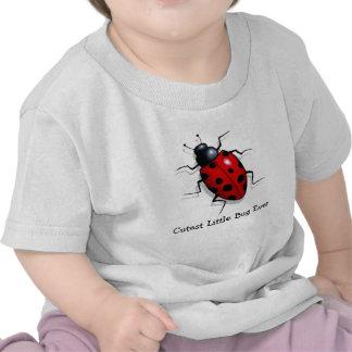 Ladybug: Cutest Little Bug Ever: Original Art Tee Shirt
